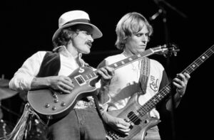 David Goldflies and Dickey Betts, photo by Kirk West